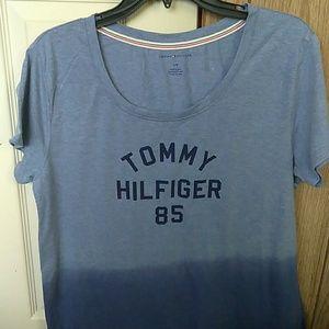 """Tommy Hilfiger""  Sleeper shirt"